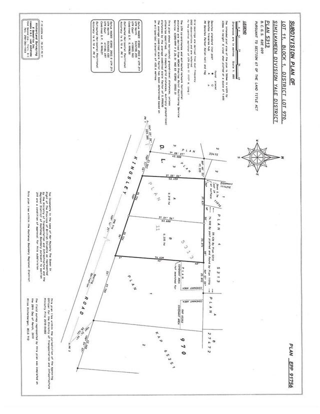 Lot B KINGSLEY Road - Christina Lake No Building for sale(2436645) #6