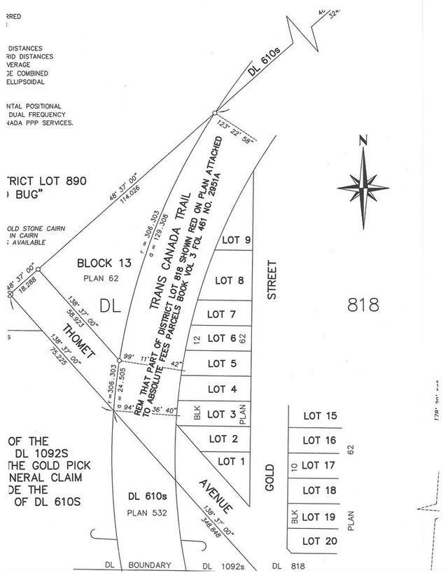 BLK 13 Trans Canada Trail - Greenwood No Building for sale(2437737) #9